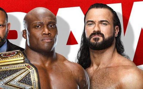 WWE RAW第1459期