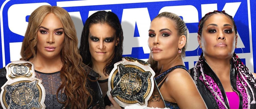 WWE SmackDown第1134期