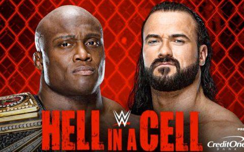 WWE地狱牢笼大赛2021