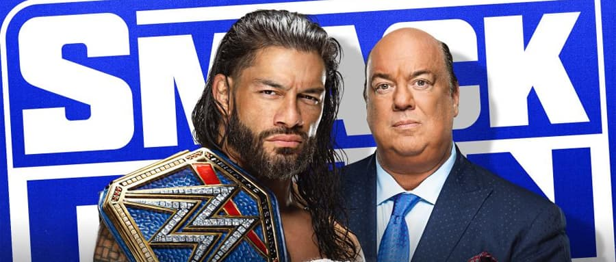 WWE SmackDown第1140期:罗曼雷恩斯的下个对手将是谁?