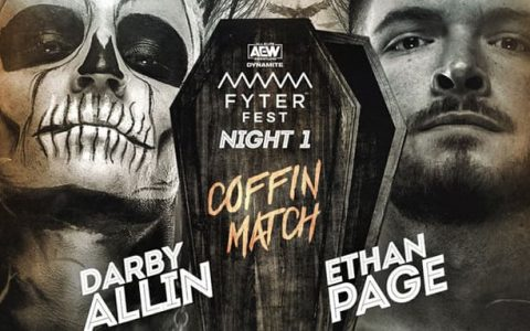 AEW摔角周赛 94期:硬核棺材赛上演 FTW冠军易手