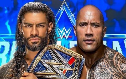 巨石强森亲口回应会否再回归到WWE,他只说了两个字!