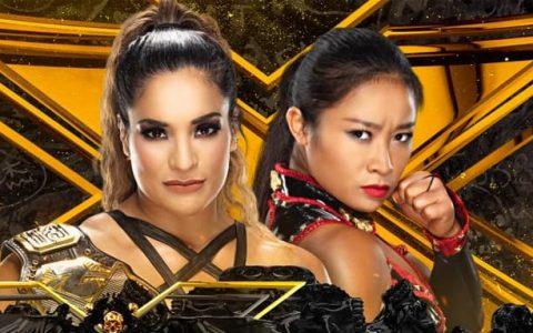 WWE NXT 第631期:李霞上演NXT女子冠军赛