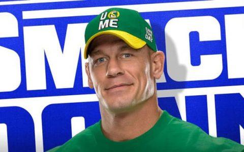 WWE SmackDown第1144期:约翰塞纳摊牌了,就是要在夏季狂潮大赛挑战罗曼。
