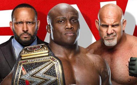 WWE RAW第1470期:鲍比莱斯利将回应战神高柏的挑战