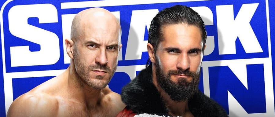 WWE SmackDown第1142期:凯撒罗将在合约阶梯资格赛中对战赛斯罗林斯