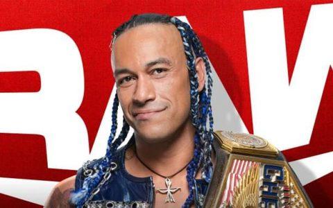 WWE RAW第1475期:达米安普利斯特开启美国冠军公开挑战赛