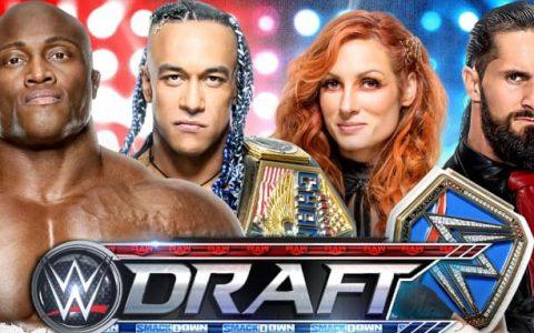 WWE RAW第1480期:大转会揭晓!战神高柏回归